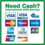 海外でATMが利用できるカードをAirbnbブログで解説♪