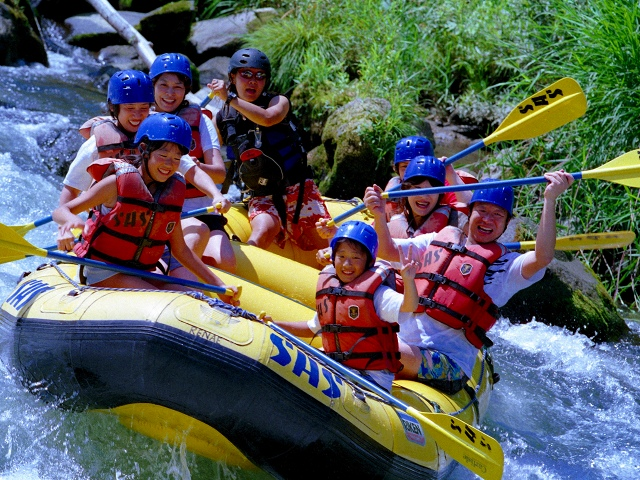 summer-rafting