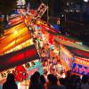 今、東京都内は夏祭りがアツい?詳しくはAirbnbブログで♪
